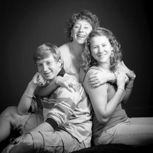 photo de famille par francis selier