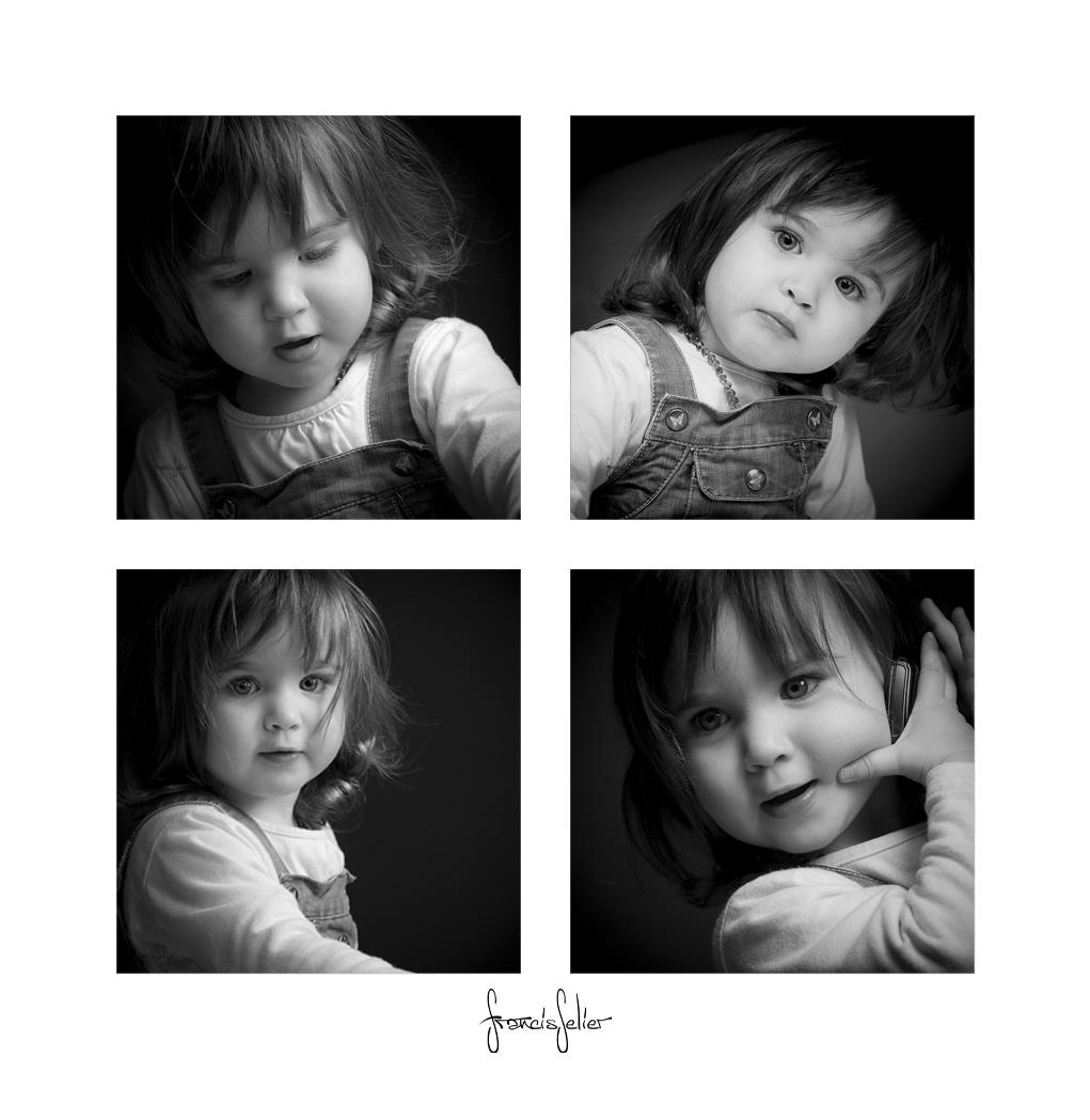 portrait d 39 enfant en noir et blanc francis selier photographe portrait mariage grossesse. Black Bedroom Furniture Sets. Home Design Ideas