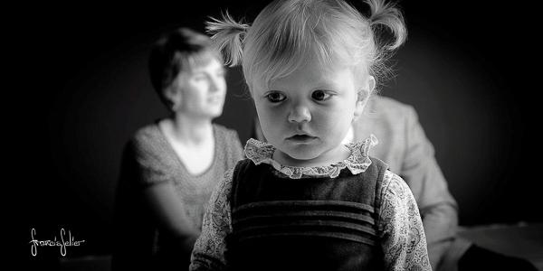 portrait noir et blanc par francis selier