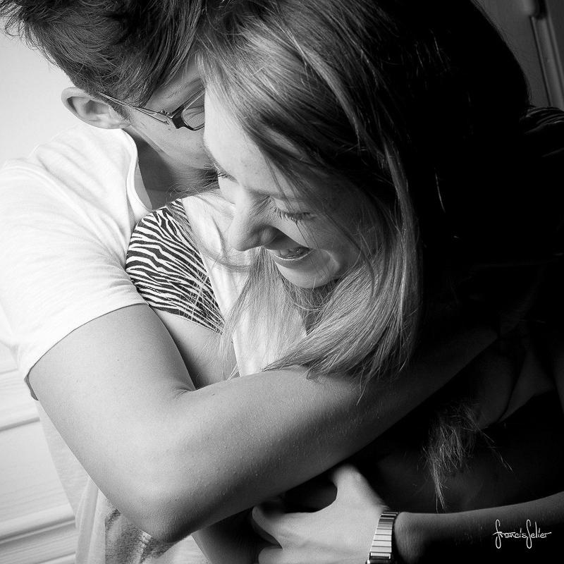 Francis Selier photographe couple de femmes noir et blanc angouleme-10