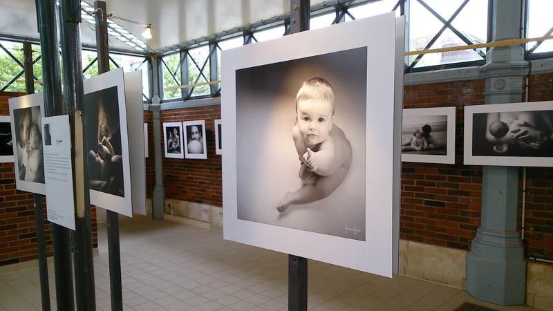 Exposition Photographique Lumi Re Sur La Vie En Noir Et Blanc De Francis Selier Bd Francis
