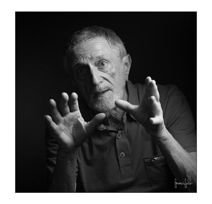 Stage photo à Dax : le thème : portrait en noir et blanc