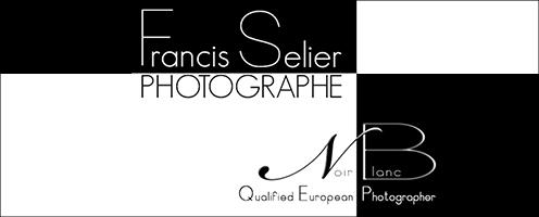Francis Selier, Photographe Portrait mariage grossesse famille noir blanc Angoulême 16 Charente Poitou-charentes