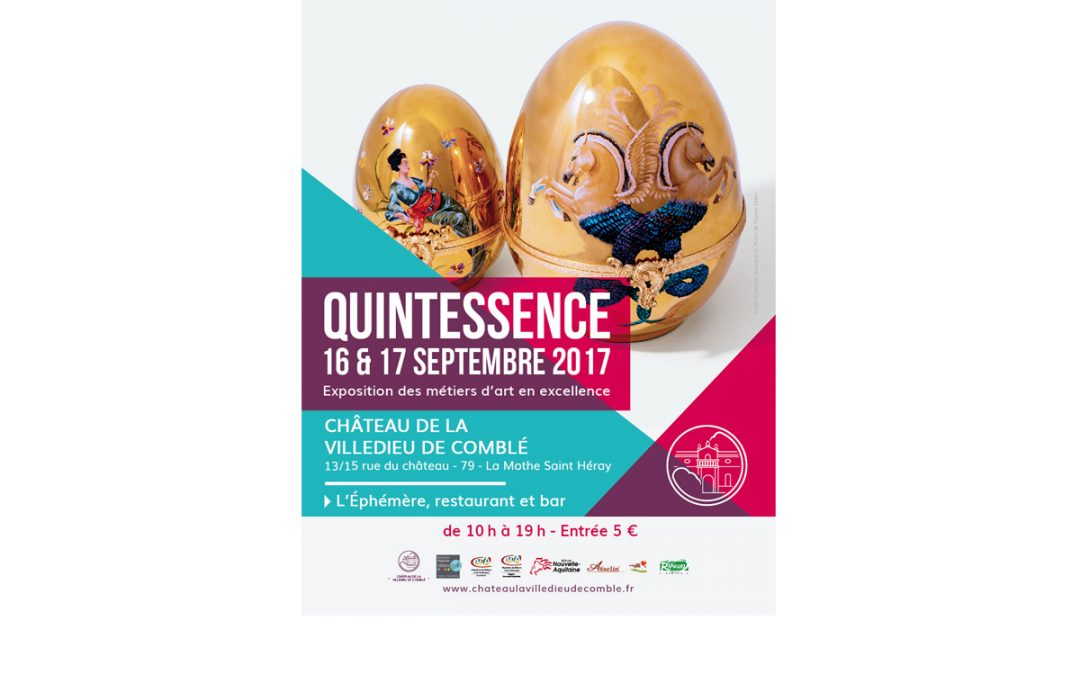 Exposition Salon Quintessence 2017